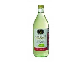 Vínny ocot biely De Nigris 1l