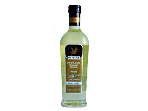 Biela talianska zálievka z vínneho octa De Nigris 500ml
