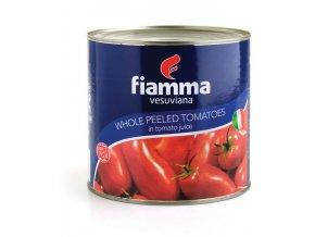 Paradajky lúpané Fiamma Vesuviana 2,5kg