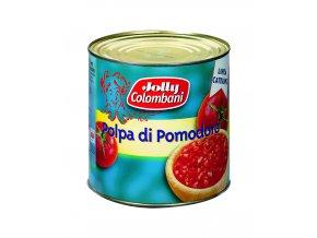 Paradajky krájané Jolly Colombani 2,55kg