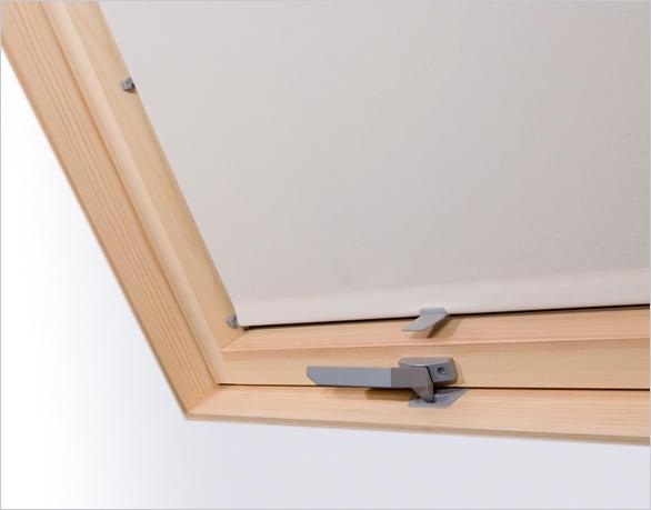 Tieniace rolety pre strešné okná FAKRO