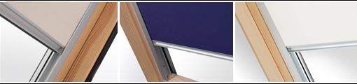 Zatemňujúce rolety do strešných okien