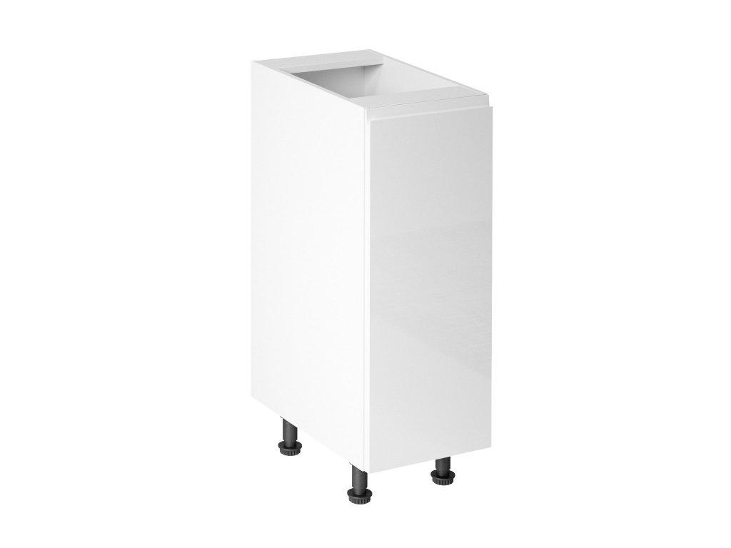 Dolní skříňka 50 cm LANA (Barva mokko)