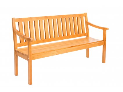 zahradní lavice z kvalitního borovicového dřeva