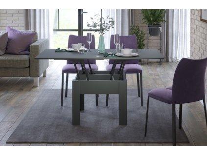 Журнальный стол 2 Кант сонома PS 900х500х480