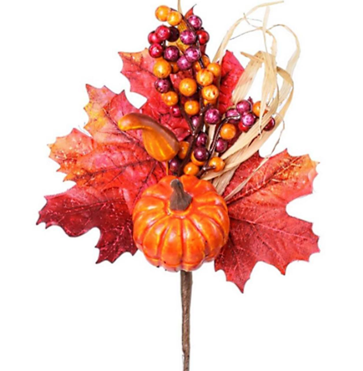 Jeseň hýri farbami