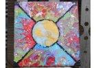 abstract painting_závesná dekorácia