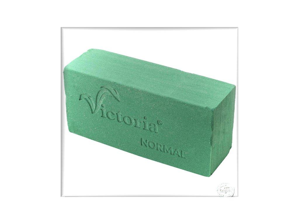 kocka mokra zelena