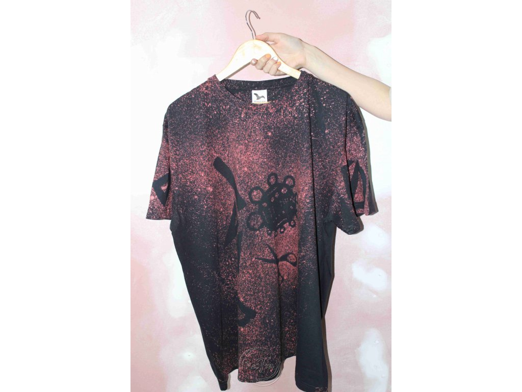 t-shirt uni 2XL batik cotton