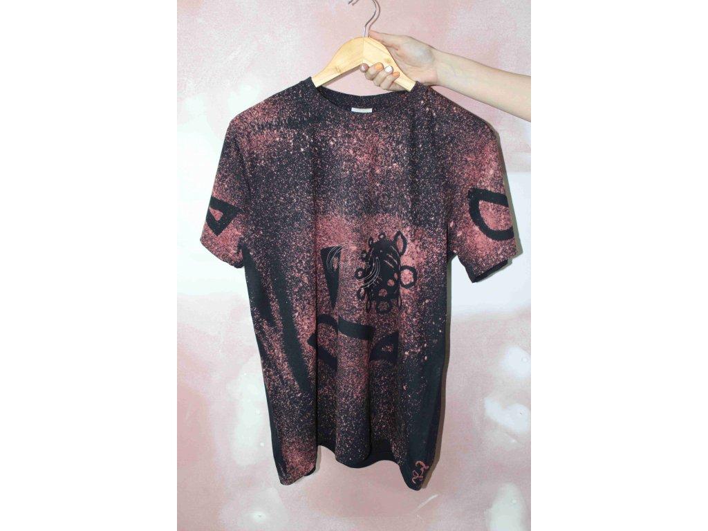 t-shirt uni L batik cotton