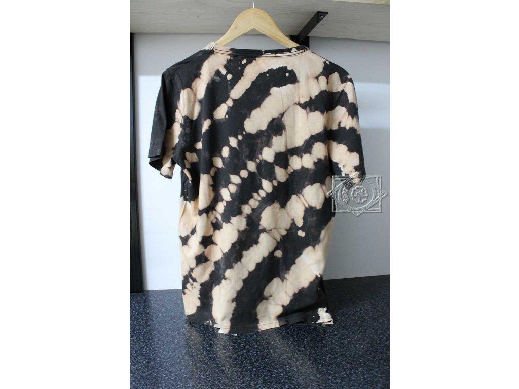 batikované tričko M