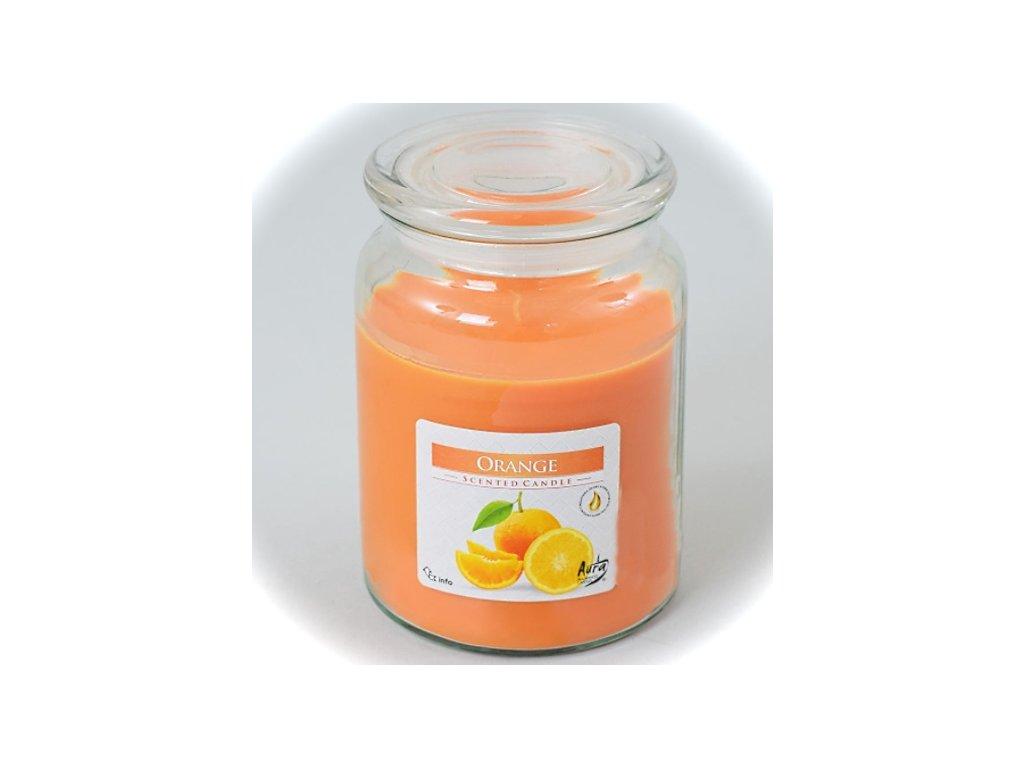 48684 500g vrchnák pomaranč