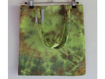 canvas bag batik limeta