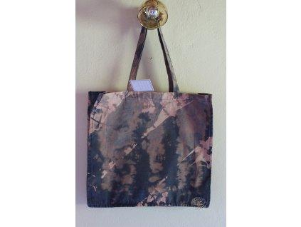canvas bag big batik