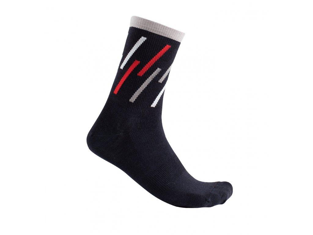 Zimné ponožky CHPT3 Winter (Farba CHPT3-Winter-Šedá, Veľkosť XXL)