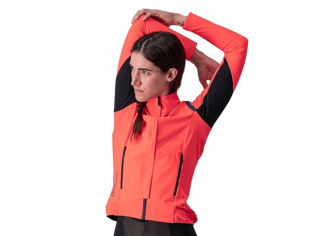 Dámska bunda Castelli Perfetto RoS dlhý rukáv (Farba Castelli-Perfetto-RoS-dlhý-rukáv-damska-Marine blue, Veľkosť XS)