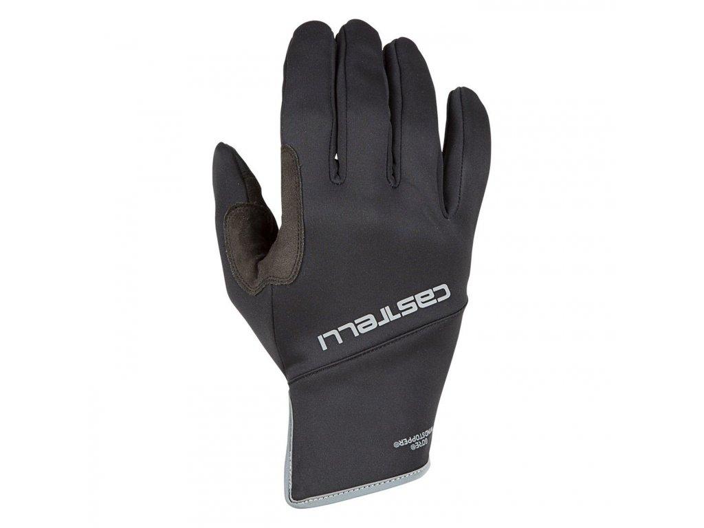 Dlhé rukavice Castelli Scalda PRO (Farba Castelli-Scalda-PRO-Červeno-čierna, Veľkosť XXL)