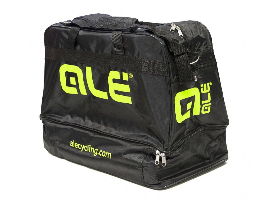 Cestovná taška ALÉ (Farba ALÉ-taška-black-fluo yellow, Veľkosť UNI)