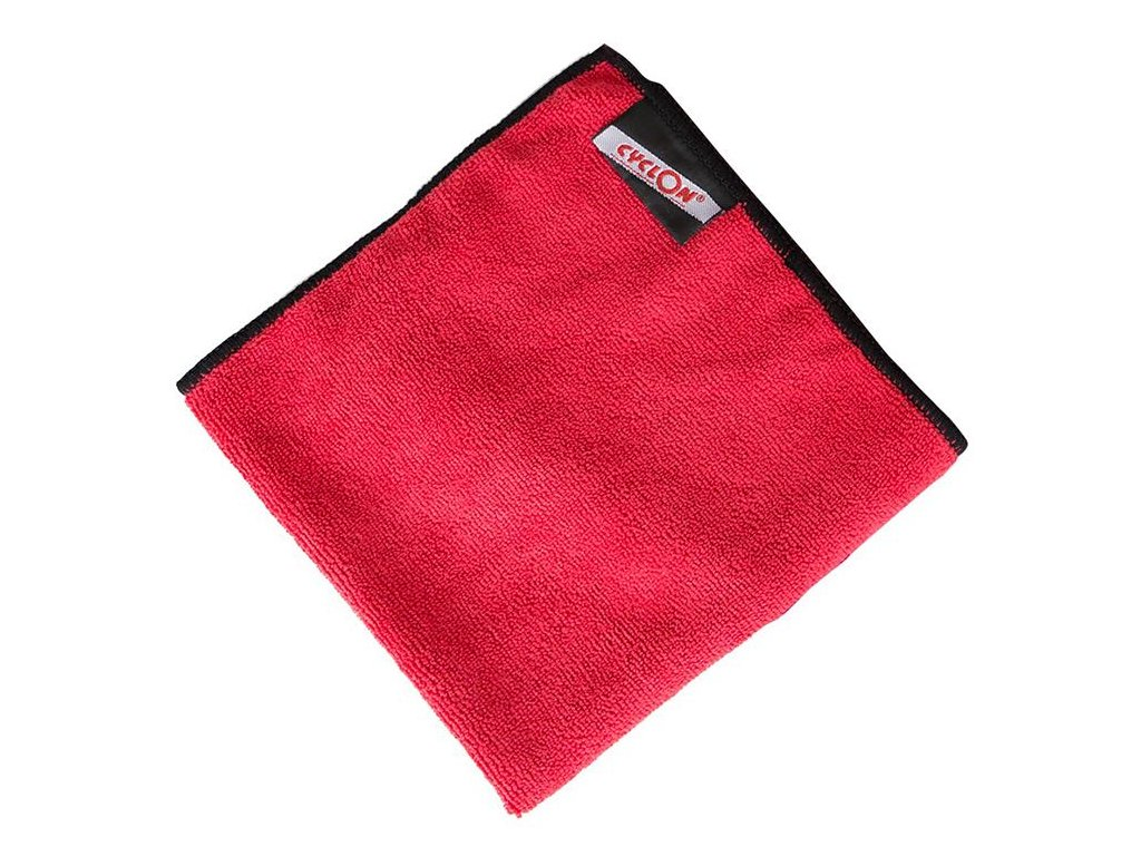 63422 cyclon bike care microfiber cleaning cloth