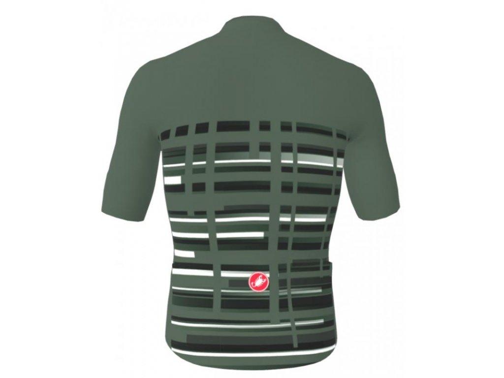 Castelli COMPETIZIONE Guest M012O (Farba Castelli-Competizione-M12O-oranžová, Veľkosť XXL)