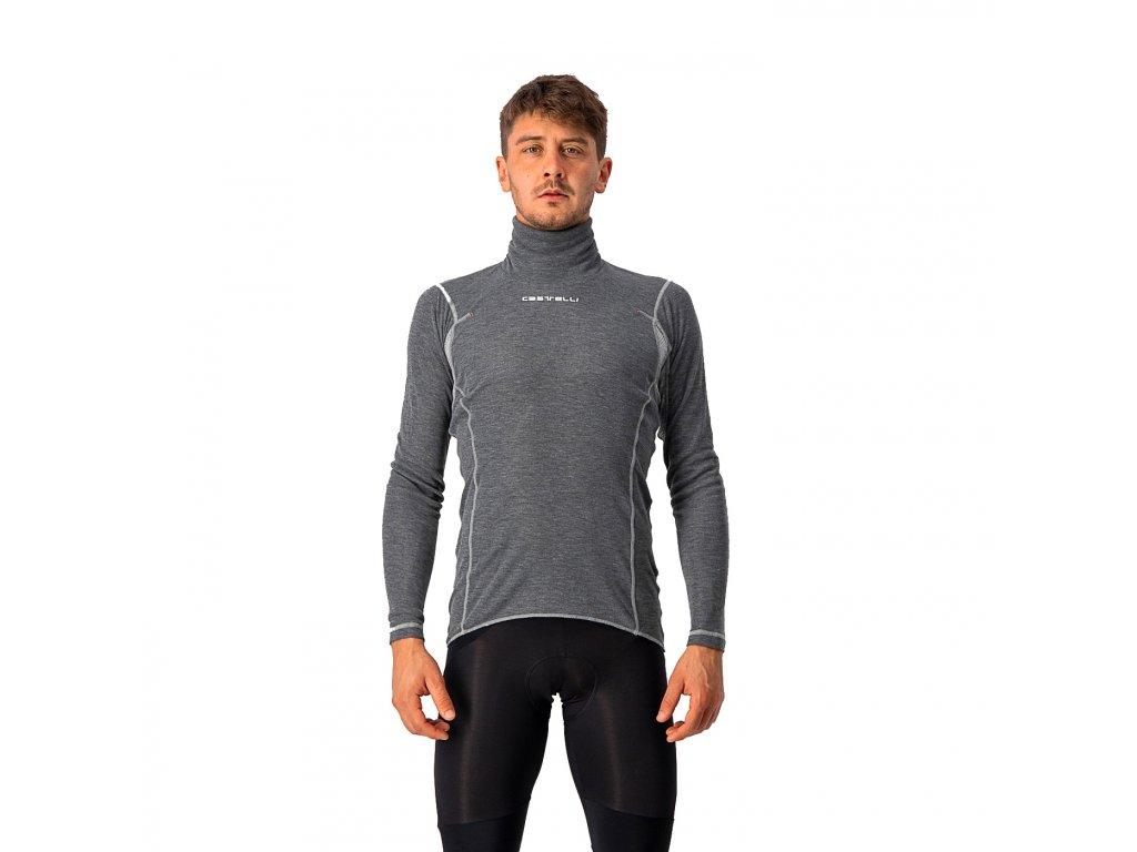 Castelli FLANDERS WARM/NECK (Farba FLANDERS-warm-neck-gray, Veľkosť XXL)