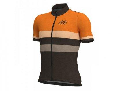 ALÉ Vintage (Farba ALÉ-VINTAGE-pansky-orange, Veľkosť dresu XL)