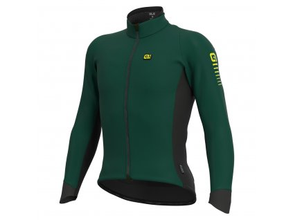 Zimná bunda ALÉ R-EV1 CLIMA PROTECTION 2.0 WIND RACE (Farba ALÉ-PROTECTION-WIND-zimna-green, Veľkosť M)