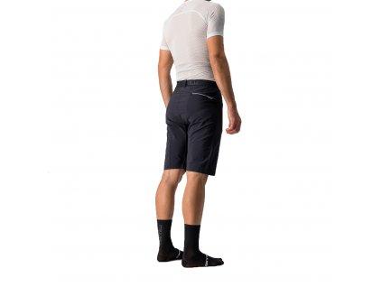 MTB/Gravel cyklo kraťasy Castelli UNLIMITED BAGGY (Farba Castelli-UNLIMITED-BAGGY-čierna, Veľkosť 3XL)