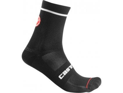 Ponožky Castelli ENTRATA 13 (Farba Castelli-ENTRATA-13-čierna, Veľkosť XXL)