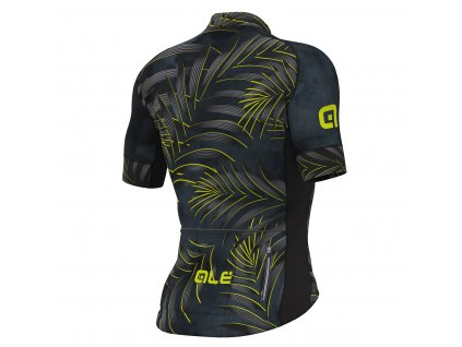 ALÉ Graphics PRR Sunset  Pánsky letný dres s krátkym rukávom