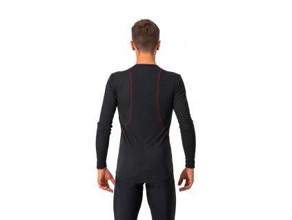 Castelli Prosecco Tech LS (Farba CST-Prosecco-Tech-LS-010 čierna, Veľkosť XXL)