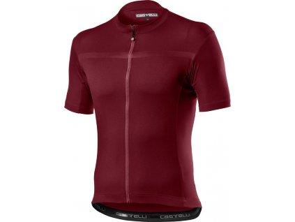 Castelli Classifica  Pánsky pohodlnejší dres v tradičnom jednoduchom dizajne