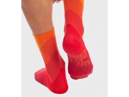 L21175402 1 DIAGONAL blu SOCKS