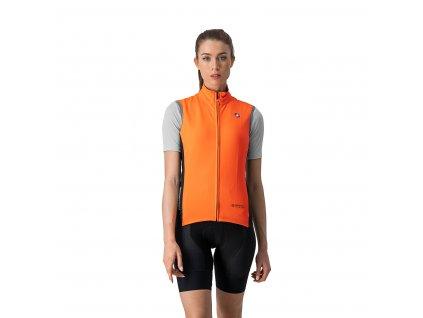 Castelli Perfetto RoS Vest W (Farba CST-Perfetto-ros-vest-w-479 sv.modrá Celeste, Veľkosť XS)