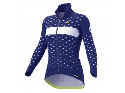 ALÉ Graphics PRR Stars W  Dámska zimná cyklistická bunda