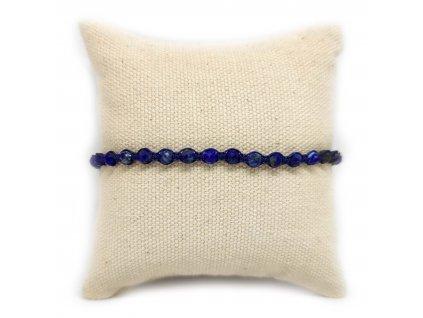 Shamballa náramek lapis lazuli