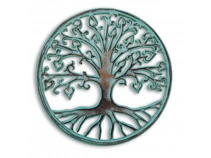 strom života na zed