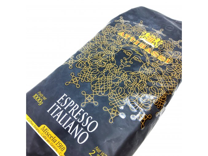 Attibassi Miscela 1918 zrnková káva 1 kg