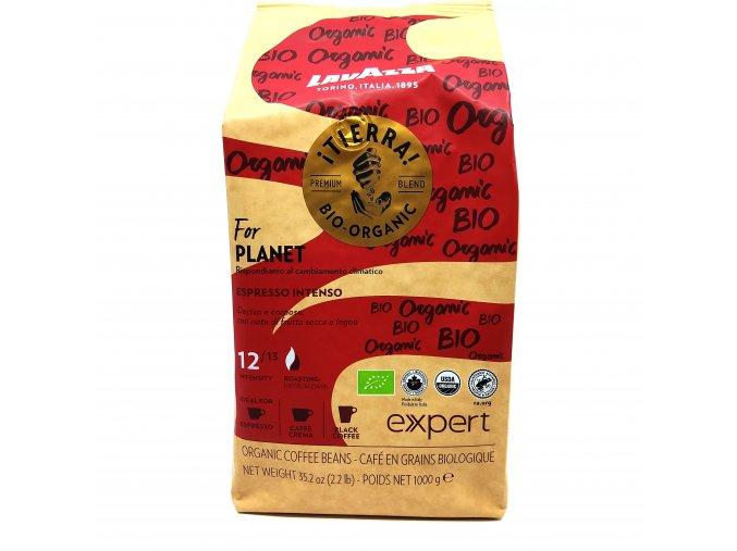 Lavazza Tierra Bio Organic zrnková 1 000 g