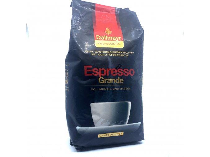 Dallmayr Espresso Grande zrnková káva 1 kg