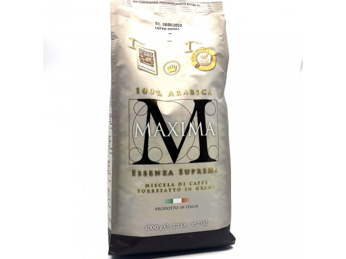 Morandini Maxima zrnková káva 1 kg