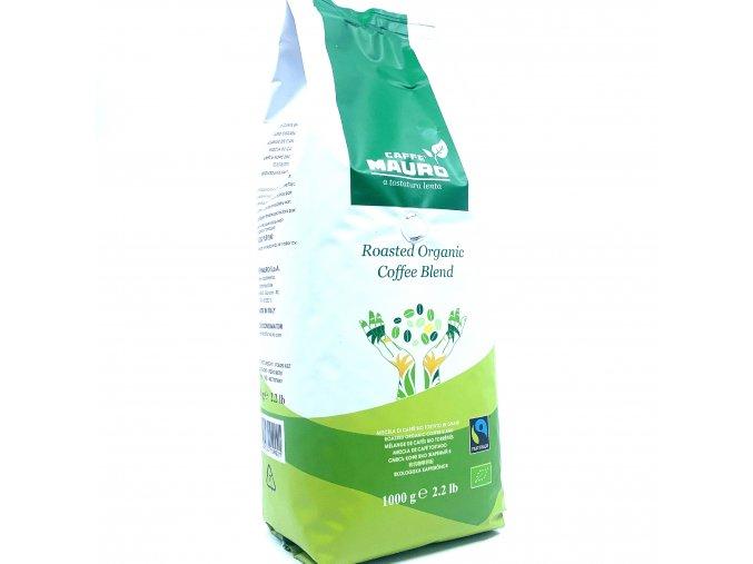 Mauro Caffé BIO Fairtrade zrnková káva 1kg