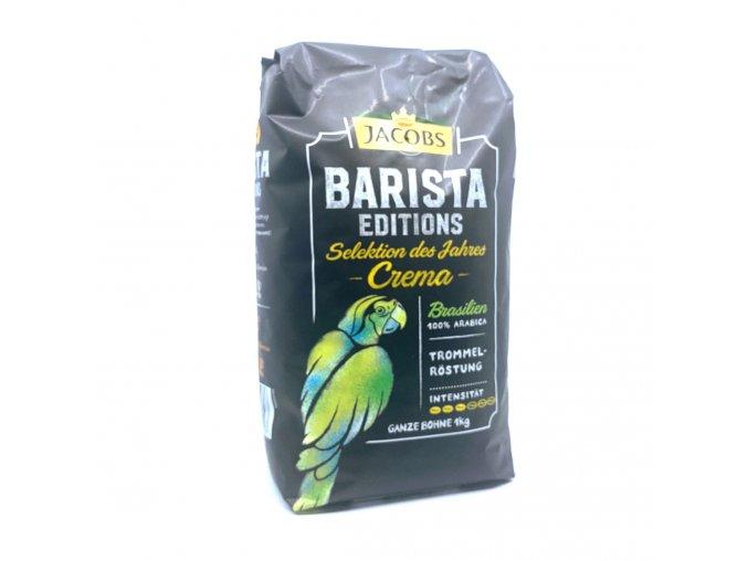 Jacobs Barista SELECTION zrnková káva 1 kg