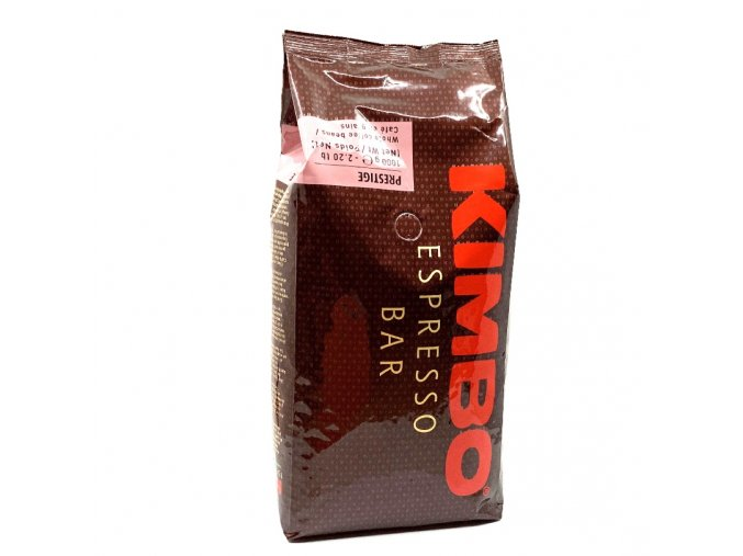 249 kimbo espresso bar prestige zrnkova kava 1 kg