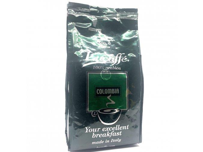 Lucaffé COLOMBIA zrnková káva 500 g