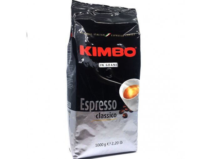 59 kimbo espresso classico zrnkova kava 1 kg