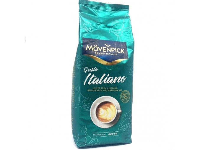 Mövenpick Caffe Crema Gusto Italiano zrnková 1 kg