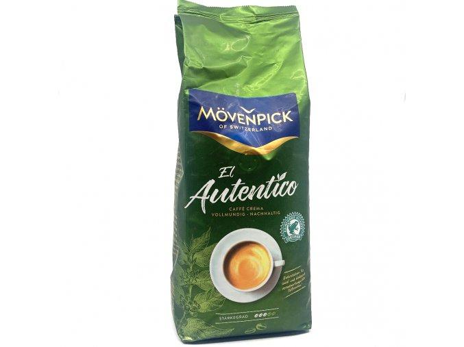 Mövenpick El Autentico zrnková káva 1 kg