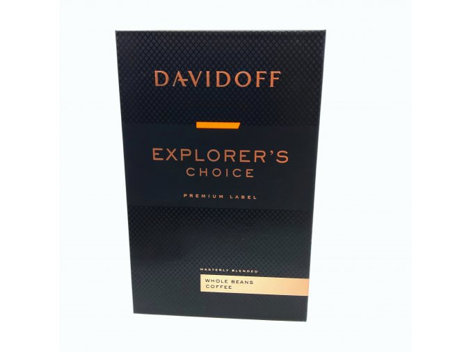 Davidoff Explorers Choice 500g, zrnková káva