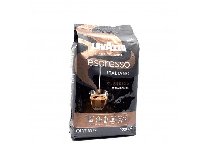 Lavazza Caffé Espresso zrnková káva 1kg